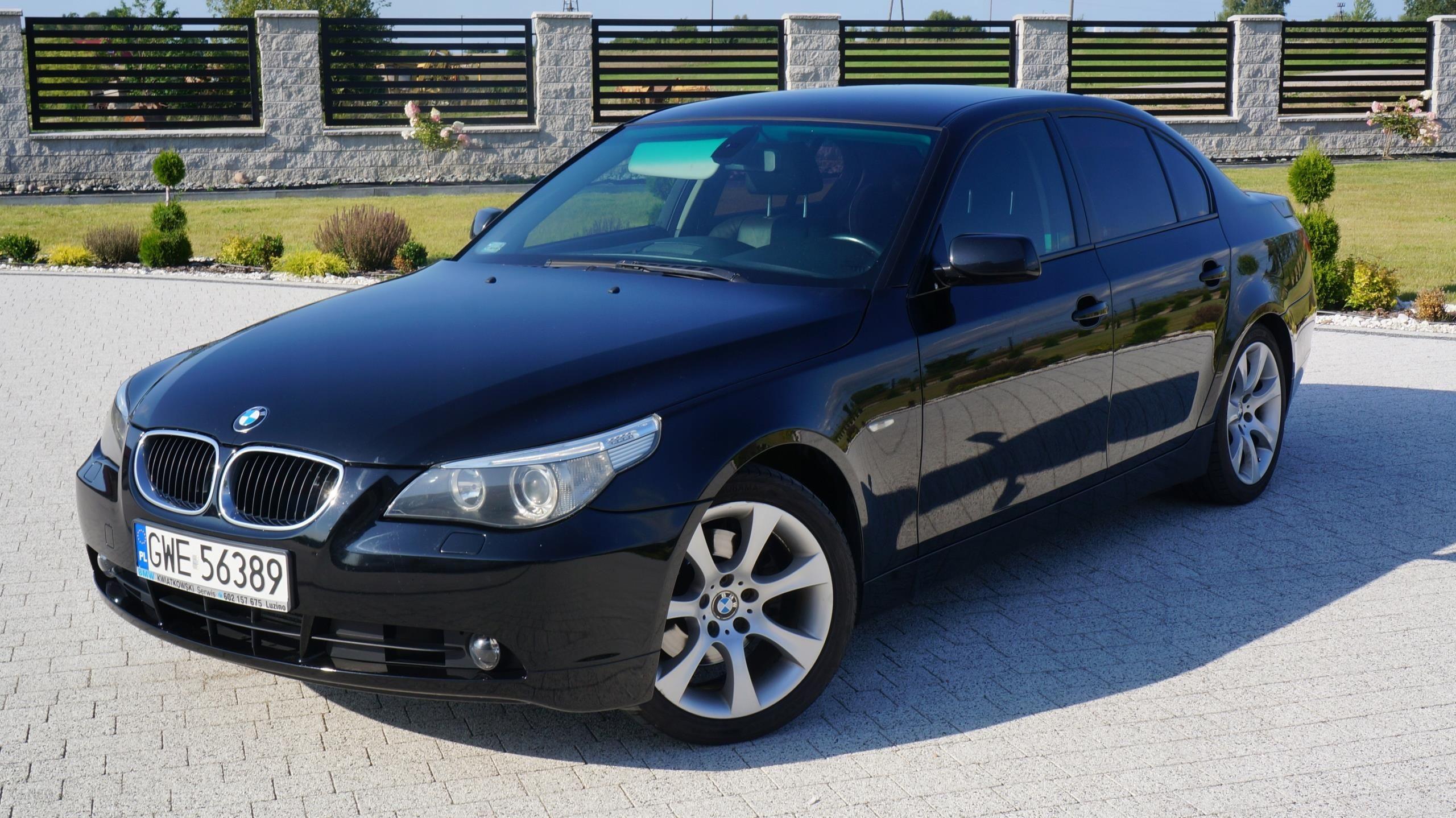 Motryzacja Samochody Osobowe Bmw Seria 5 Opinie I Ceny Na Ceneo Pl