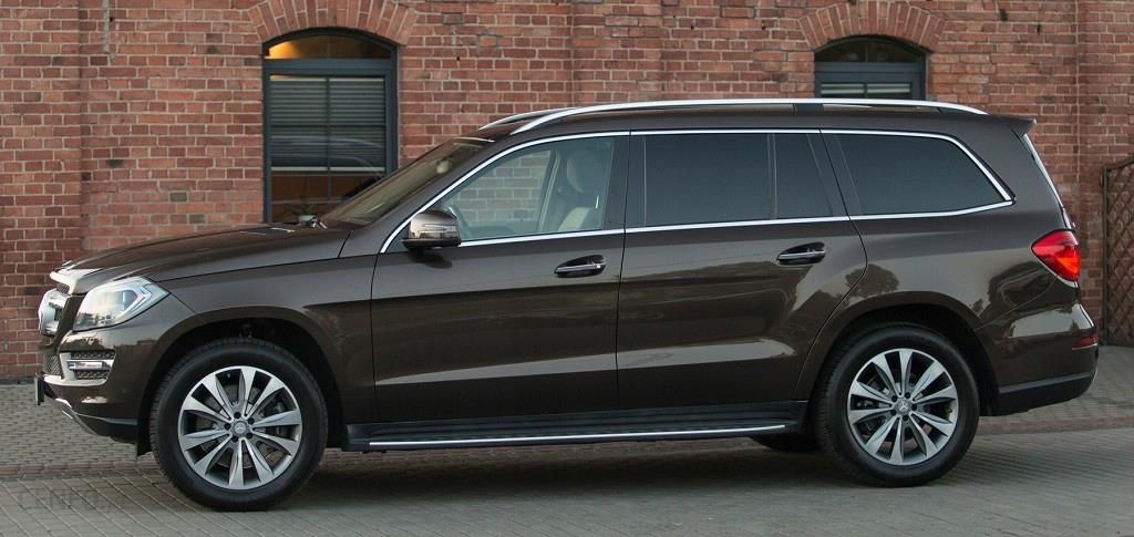 Mercedes Gl 350 Panorama Kamera 7 Osobowy F Ra 23 Opinie I Ceny Na Ceneo Pl