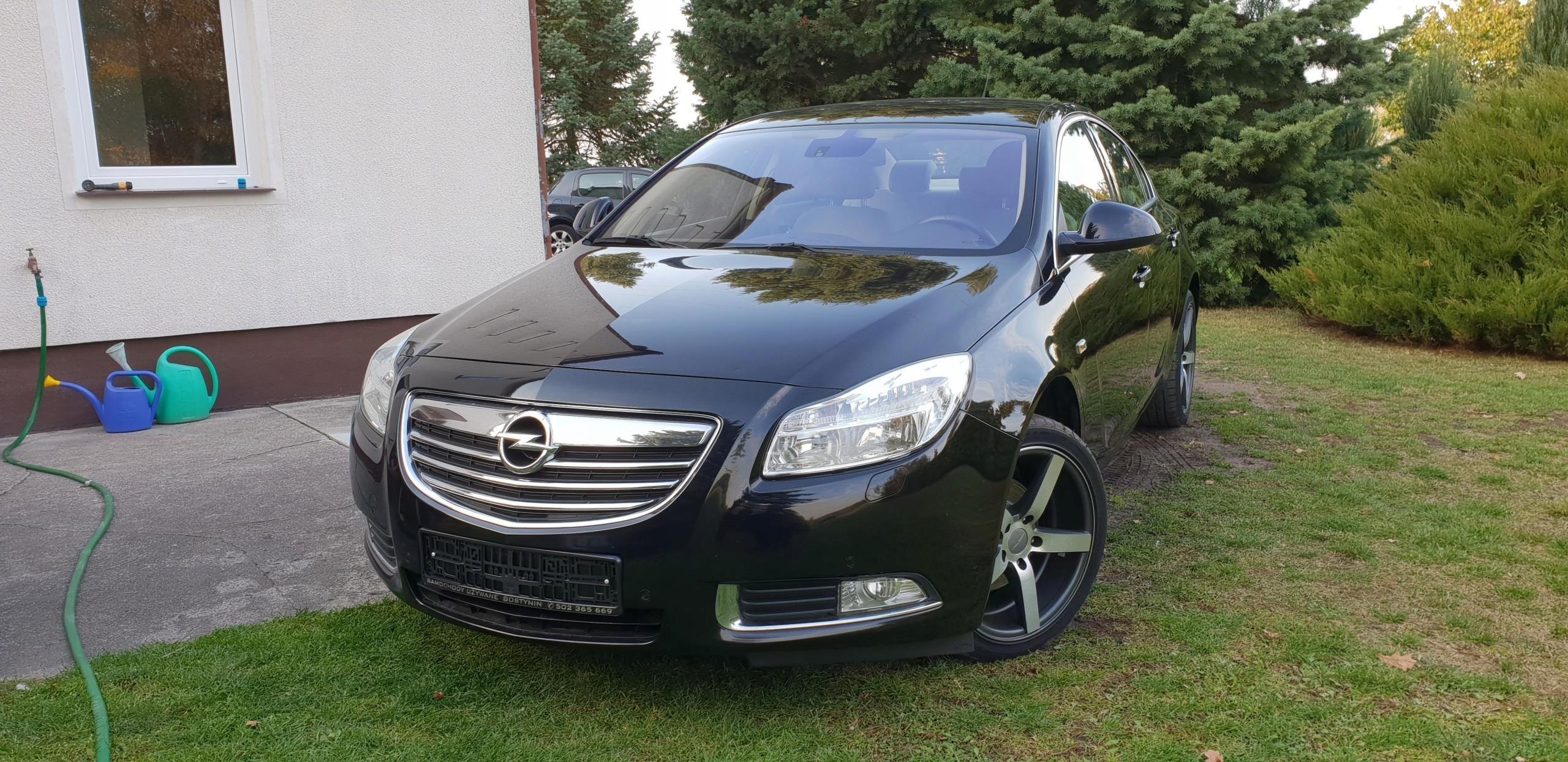 Opel Insignia 1 8 140km Cosmo Alu 18 Oplacona Opinie I Ceny Na Ceneo Pl
