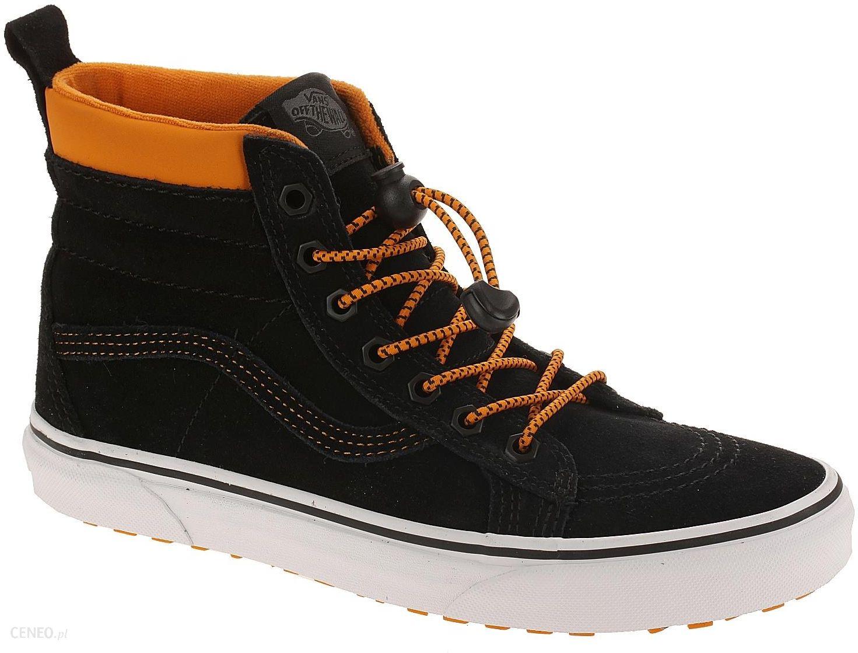 bace8679622e62 Dziecięce buty Vans Sk8-Hi MTE - MTE Toggle Orange Black 35 - Ceny i ...