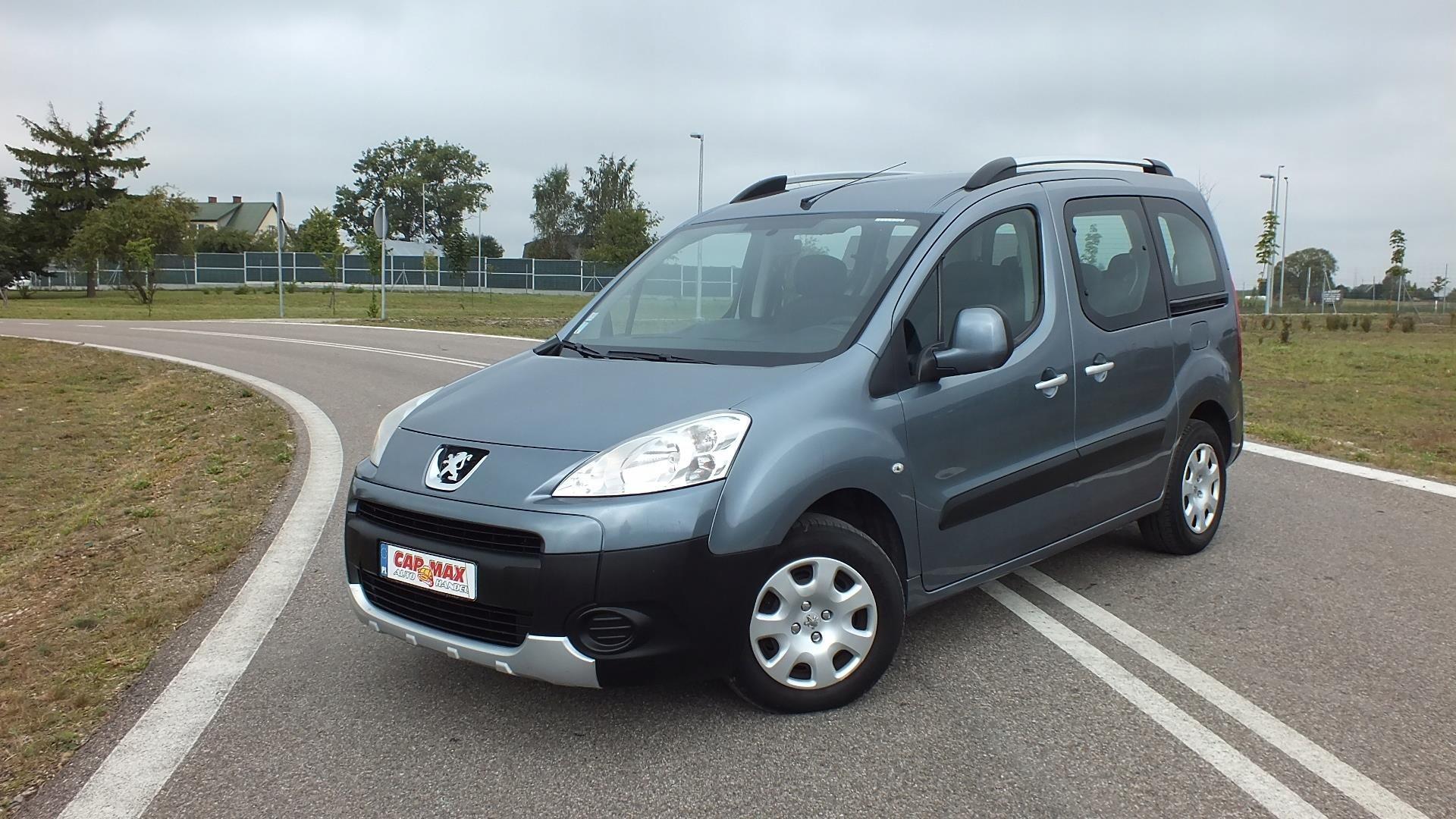 Piekny Peugeot Partner Tepee 1 6 E Hdi 7 Osobowy Opinie I Ceny Na Ceneo Pl