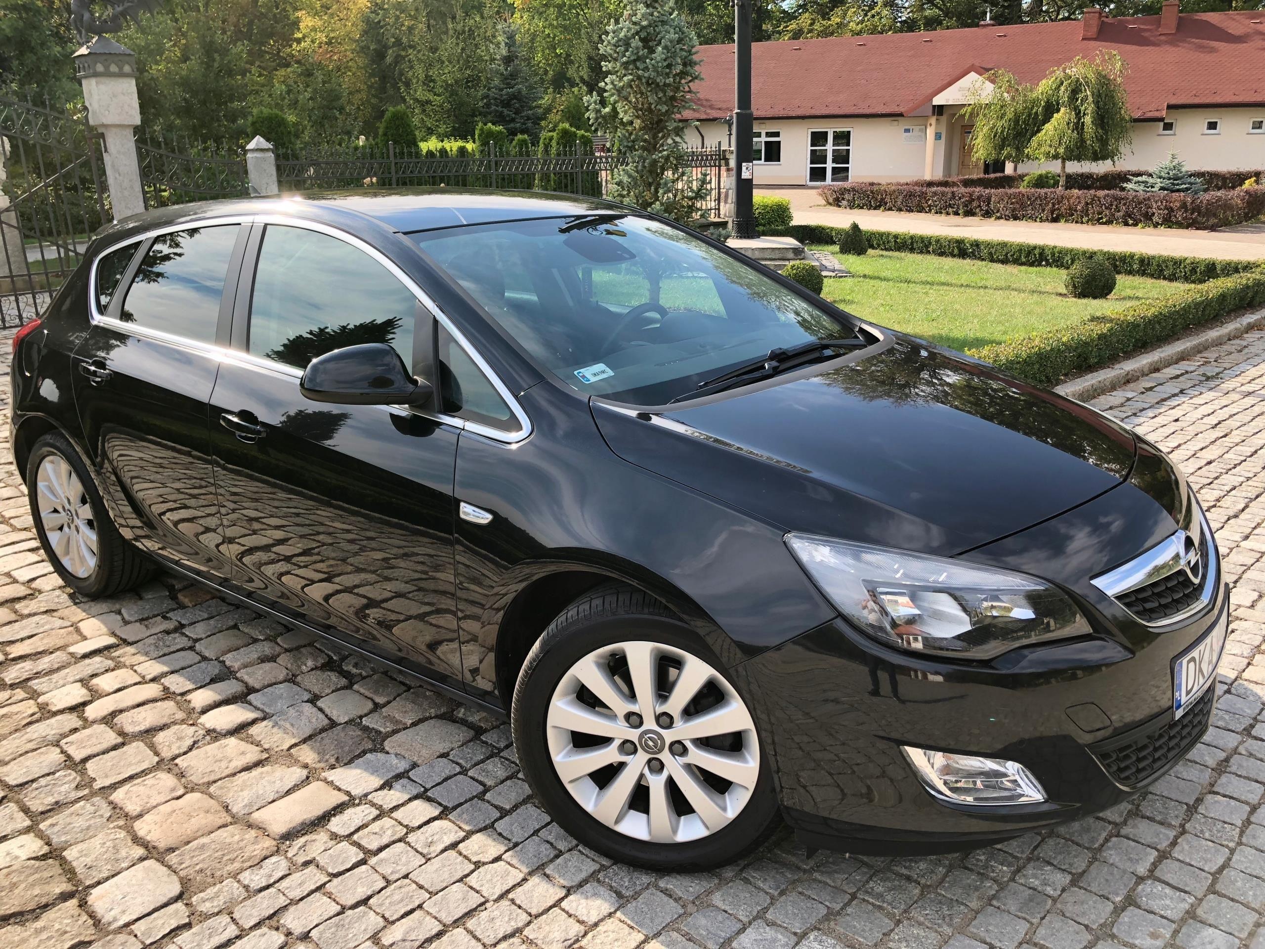 Bardzo dobra Opel Astra IV J 1.7 CDTI Cosmo - Opinie i ceny na Ceneo.pl XF97
