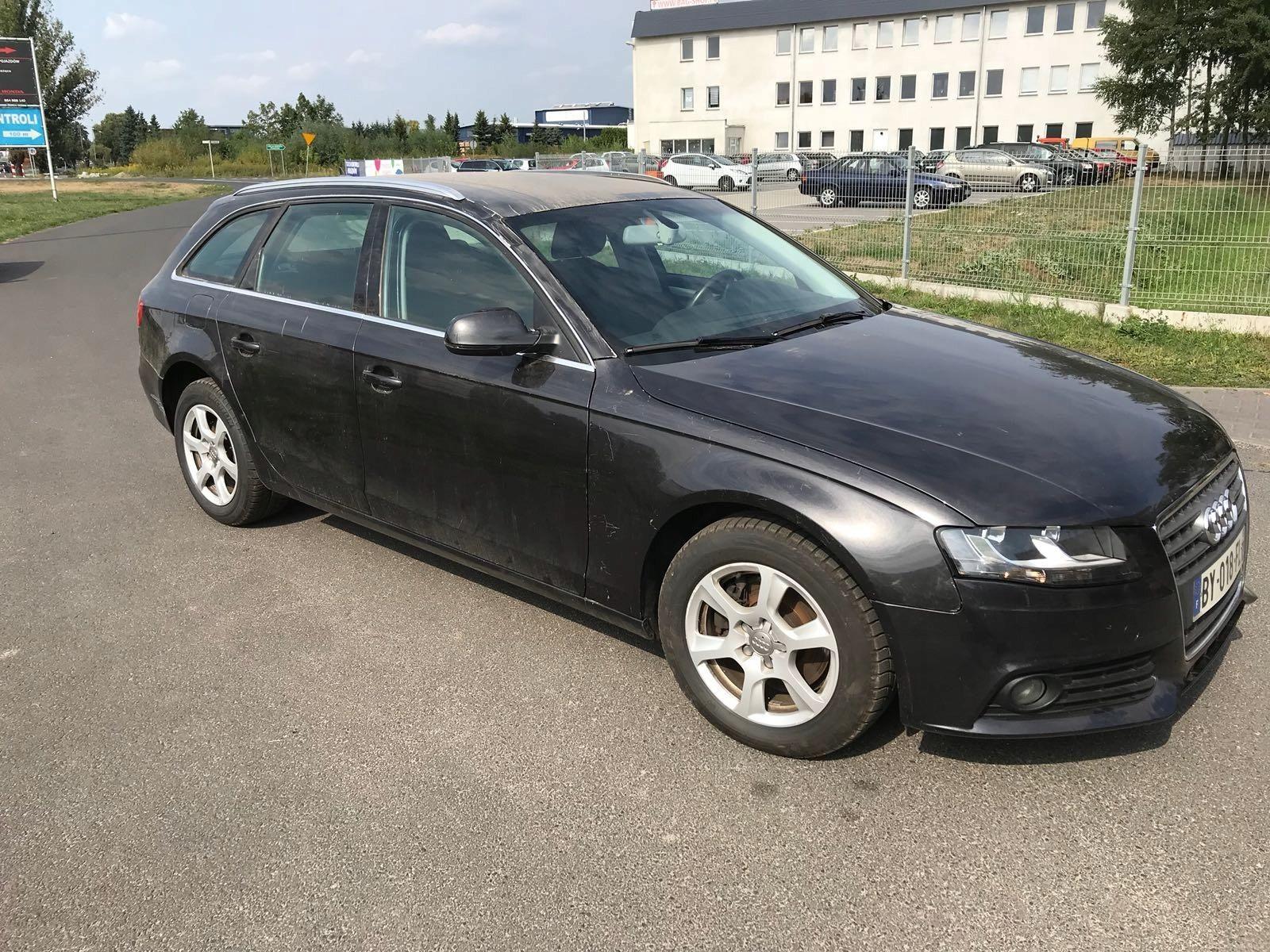 Audi A4 B8 Avant 20 Tdi 143km Nawigacja Mmi Opinie I Ceny Na Ceneopl