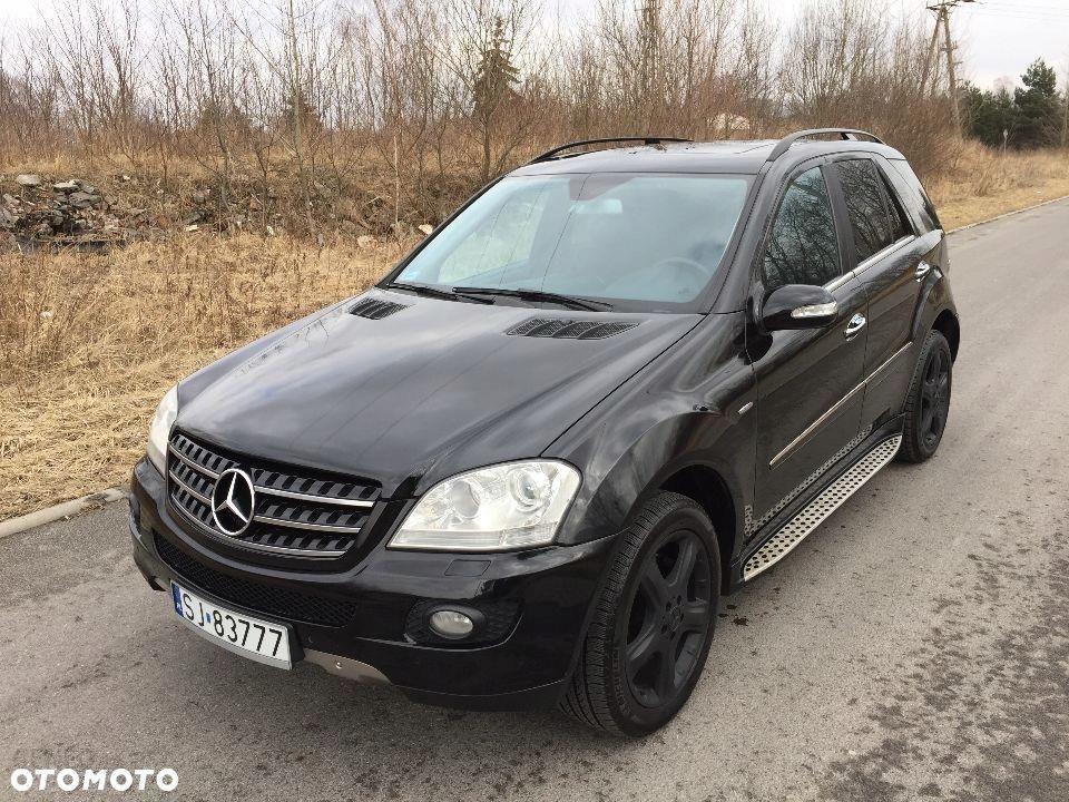 Mercedes Ml W164 2007r 420cdi Amg Opinie I Ceny Na Ceneo Pl