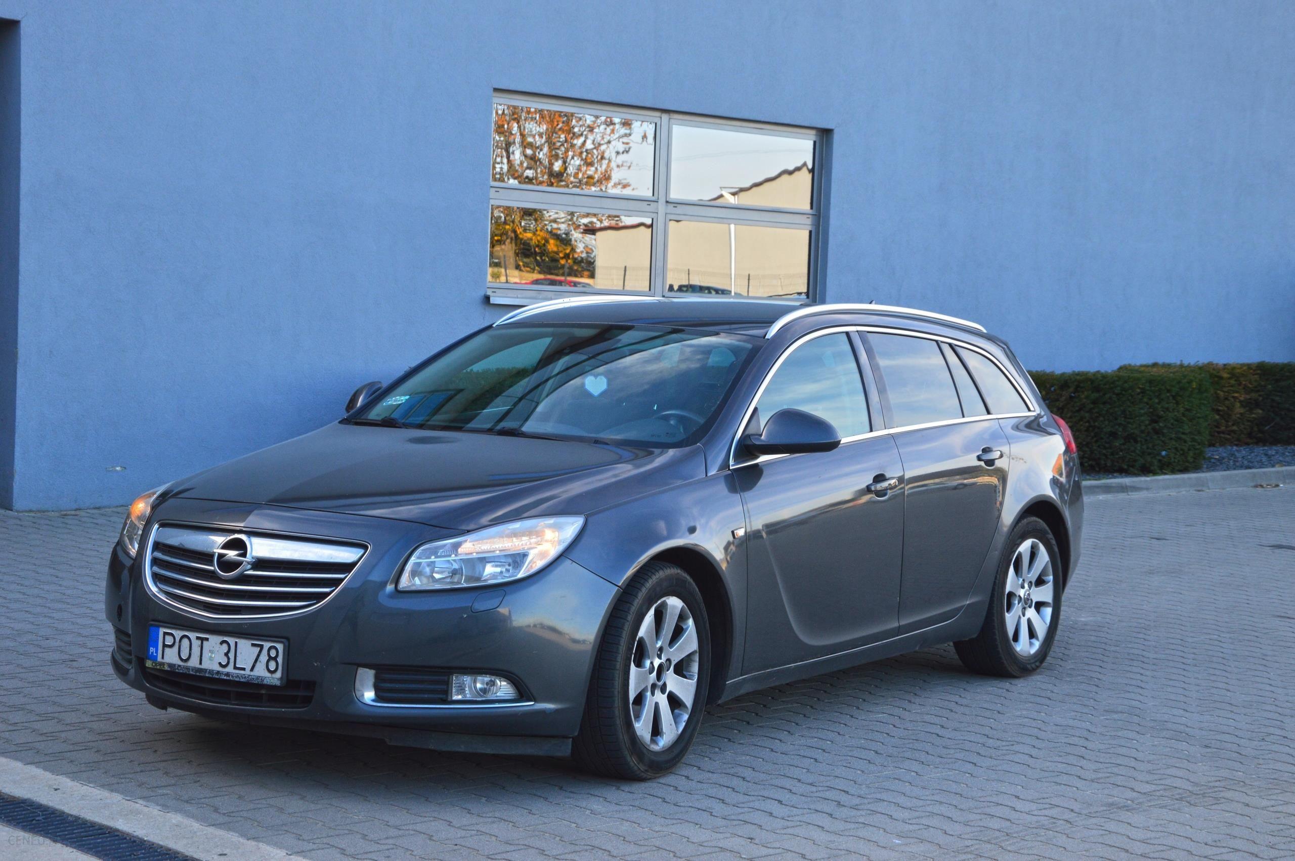 Opel Insignia 2 0 Cdti Ecoflex Navi 160km Opinie I Ceny Na Ceneo Pl