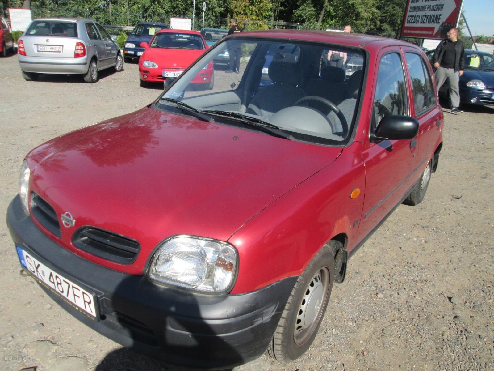 Nissan Micra K11 1998 1 0 Benzyna Opinie I Ceny Na Ceneo Pl