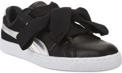 Czarne Skórzane Buty Damskie Sportowe Nike rozmiar 39