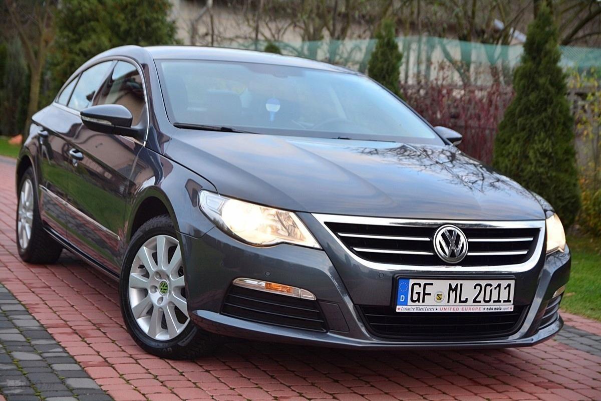 Vw Passat Cc 2 0 Tdi 140km Niemcy Bogaty Jak Nowy Opinie I Ceny Na Ceneo Pl
