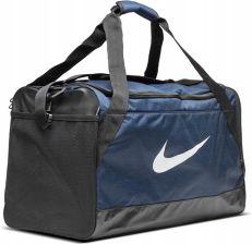 b8aee2fbe5a88 Nike Brasilia 6 Duffel BA5335 410 Torba sportowa S Allegro