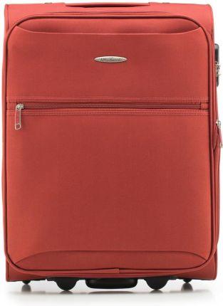56f338fcc8d39 Srednia walizka podróżna na kółkach rozmiar M Solier STL 402 ABS ...