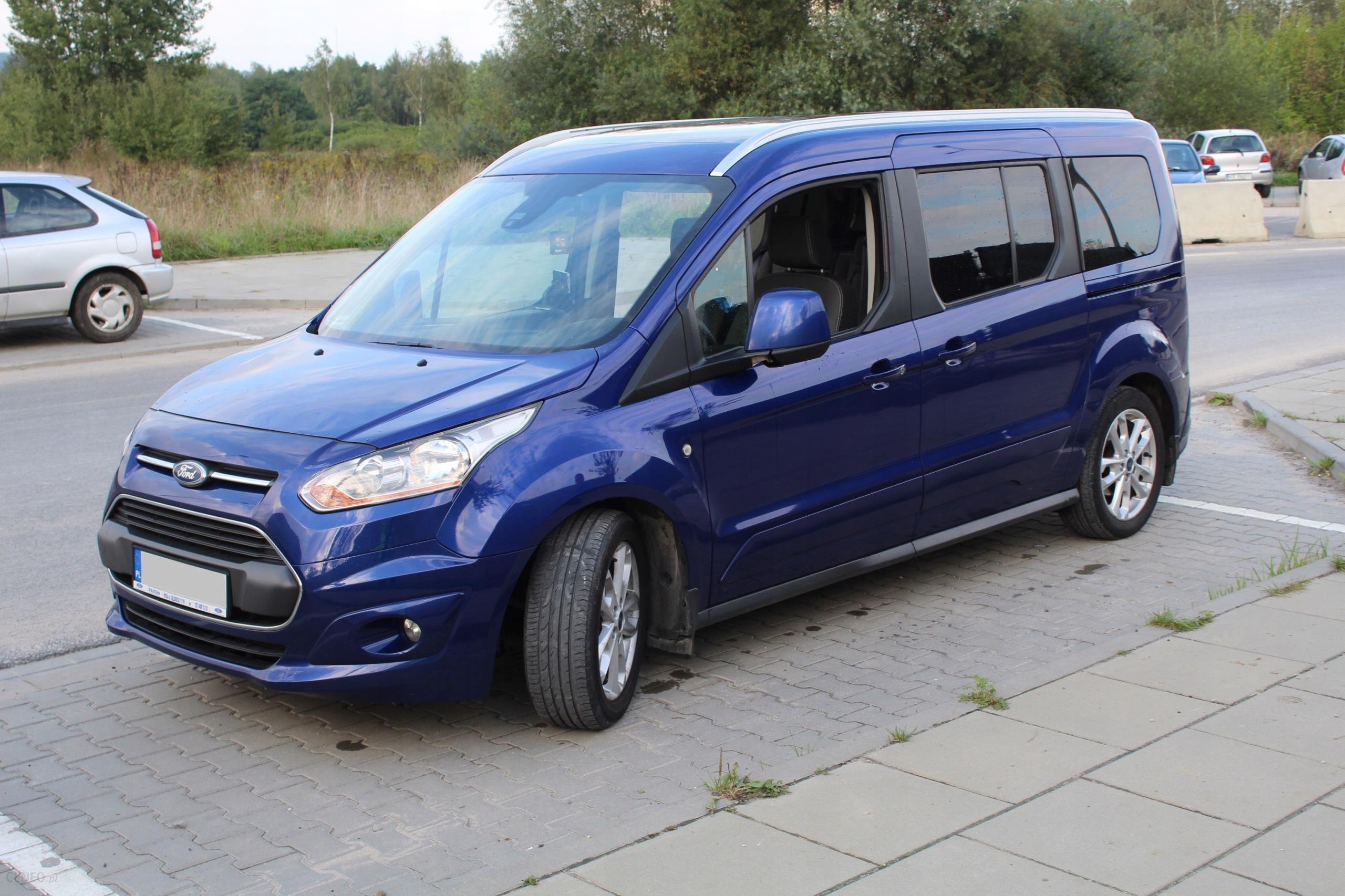 Ford Tourneo Connect 1 6 Tdci 115 Km 7 Osobowy Opinie I Ceny Na Ceneo Pl