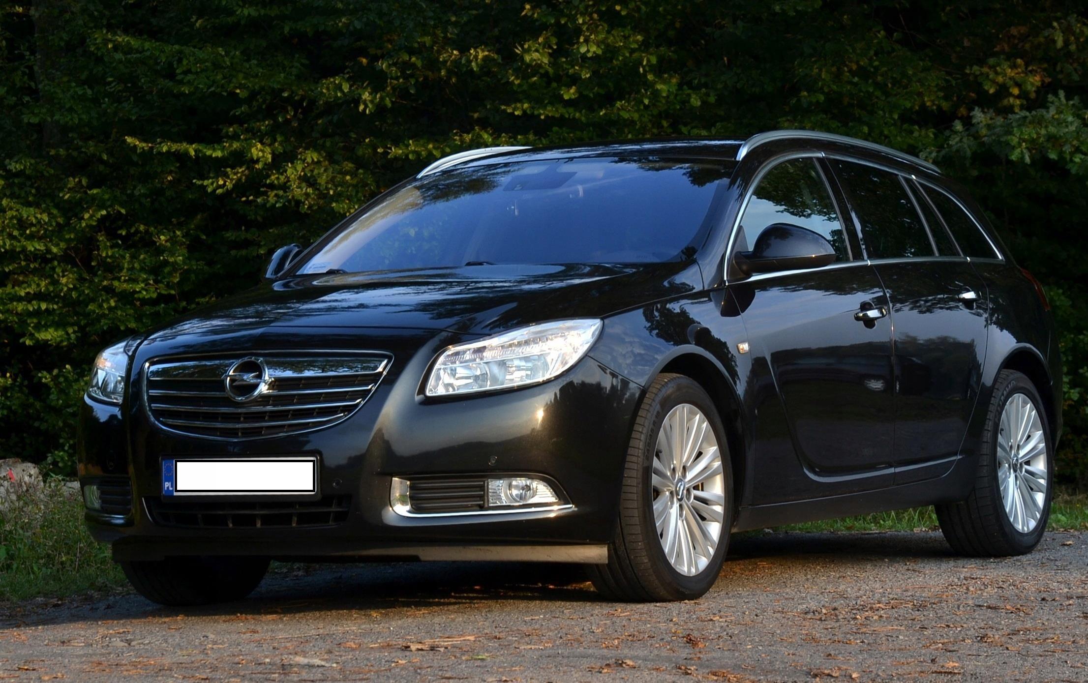 Opel Insignia Cosmo 2 0 Cdti Opinie I Ceny Na Ceneo Pl