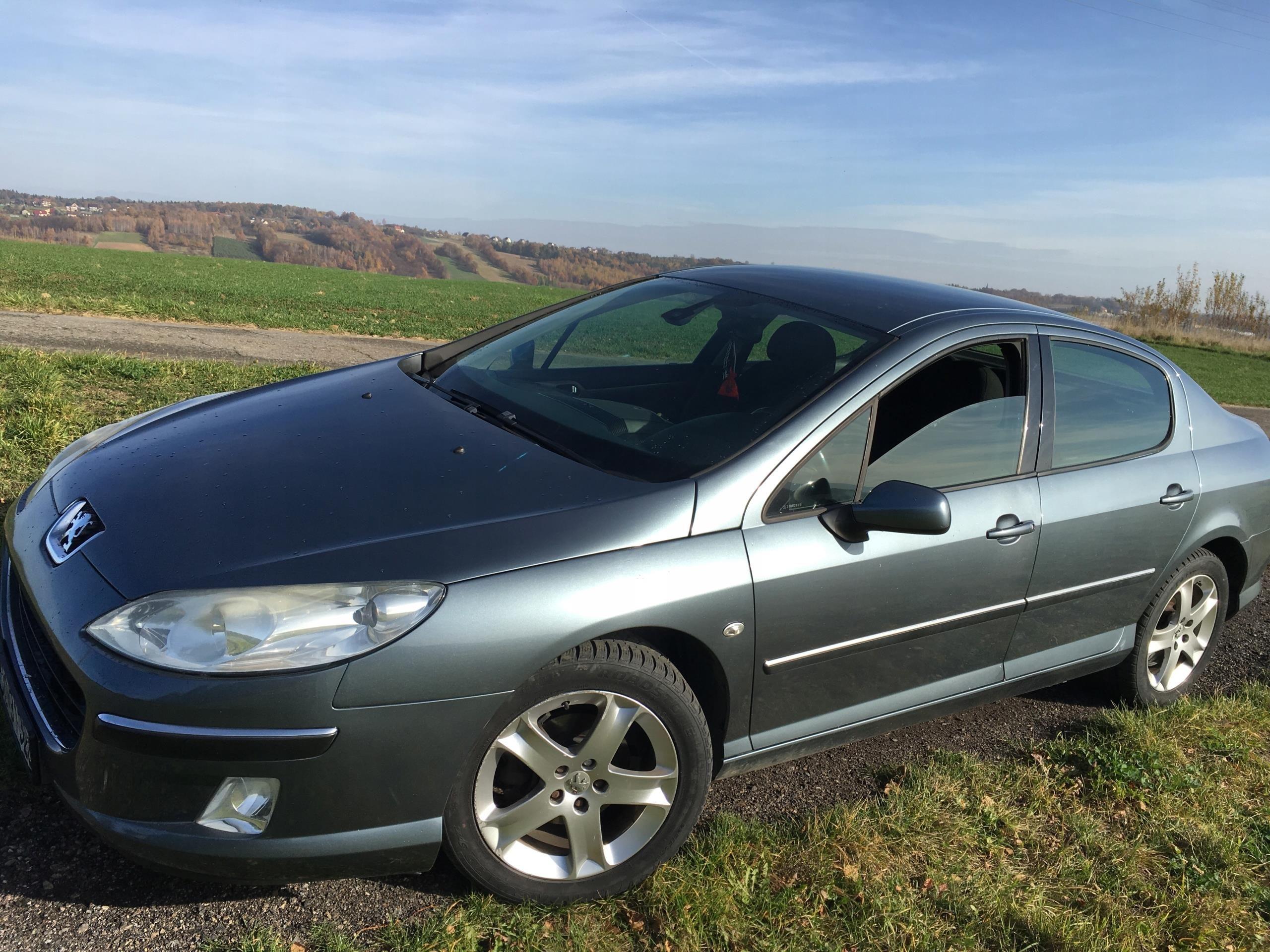Peugeot 407 2 0 Hdi 136km Opinie I Ceny Na Ceneo Pl