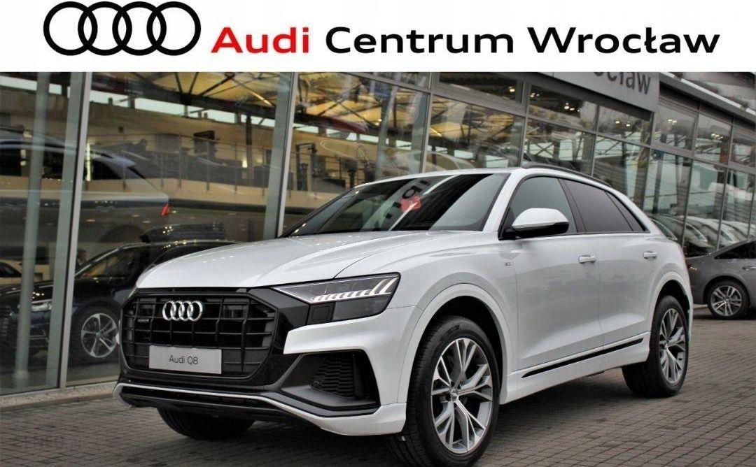 Audi Q8 Opinie I Ceny Na Ceneopl