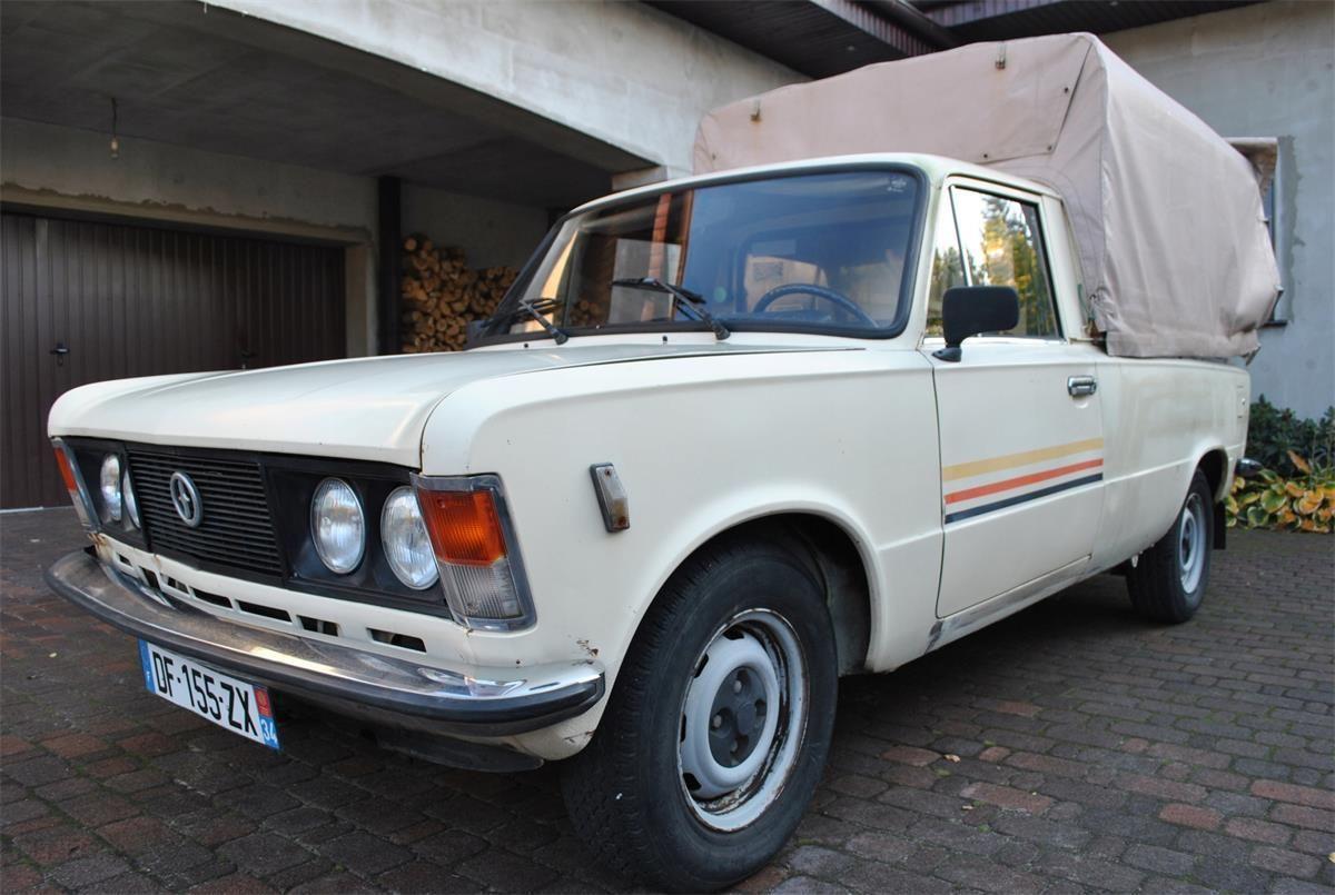 Fso Fiat 125p Pickup 1992r Opinie I Ceny Na Ceneo Pl