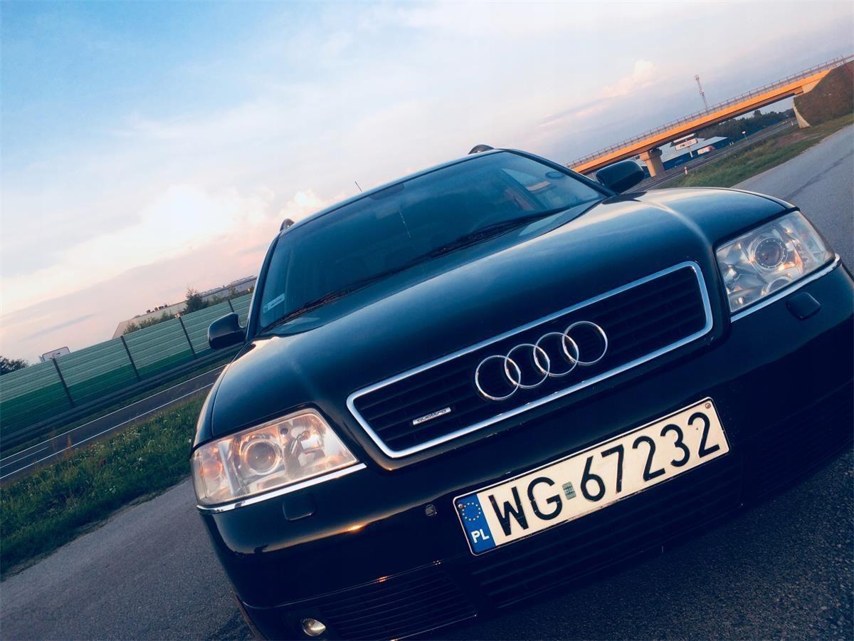 Audi A6 C5 Avant 28 Quattro Benz Lpg Opinie I Ceny Na Ceneopl