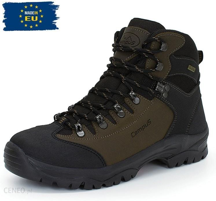 23583658e381 ... Odzież i obuwie trekkingowe Buty trekkingowe Campus Buty Stigelos Brąz. Campus  Buty Stigelos Brąz - zdjęcie 1
