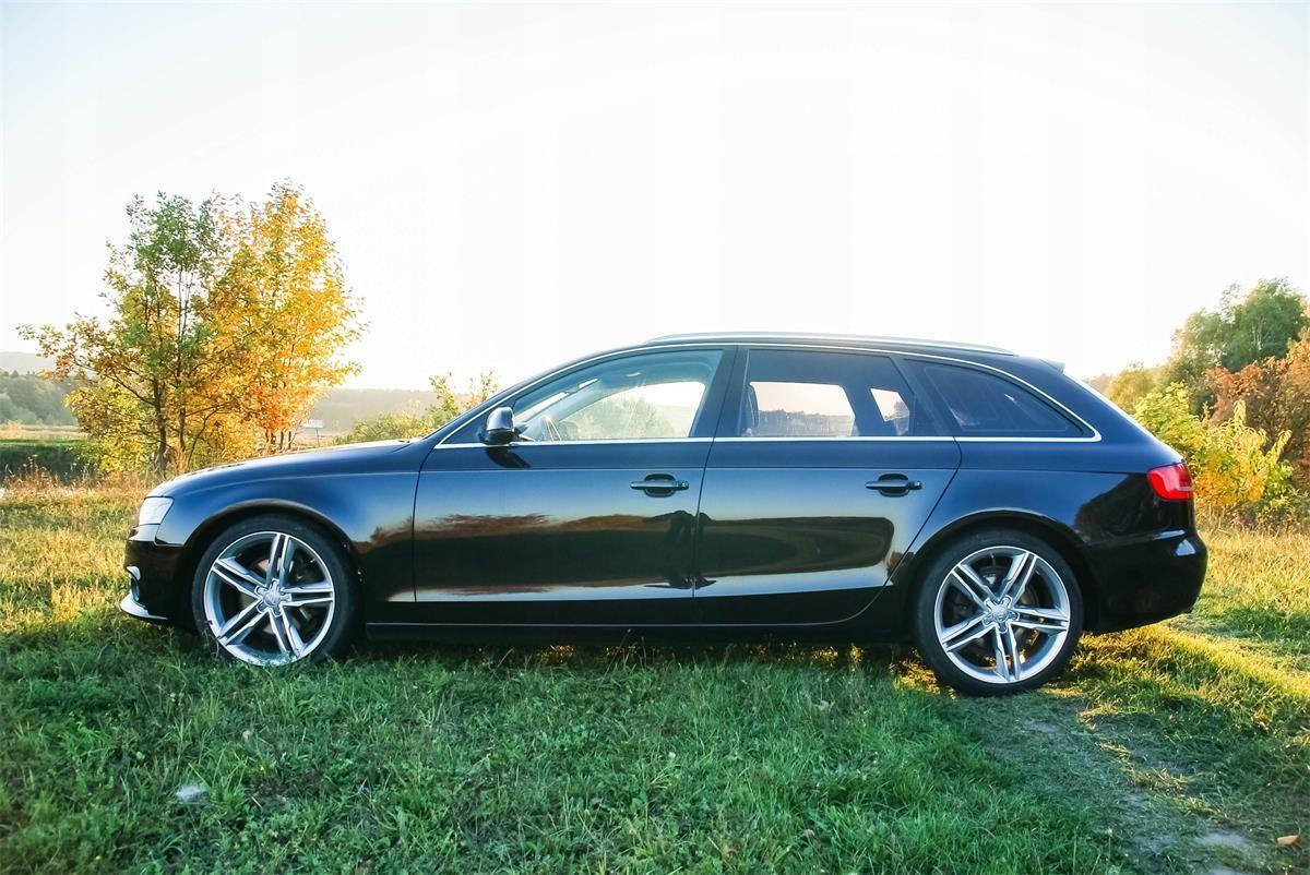 Audi A4 B8 20 Tdi 143km Opinie I Ceny Na Ceneopl