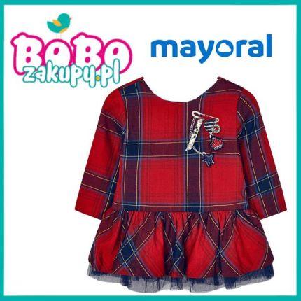 714df321fa Mayoral - Sukienka dziecięca 92-134 cm - Ceny i opinie - Ceneo.pl