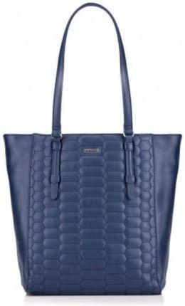 c8e0de70dbf0d Podobne produkty do Torba Damska David Jones typu Shopper Bag XXL Jeansowa