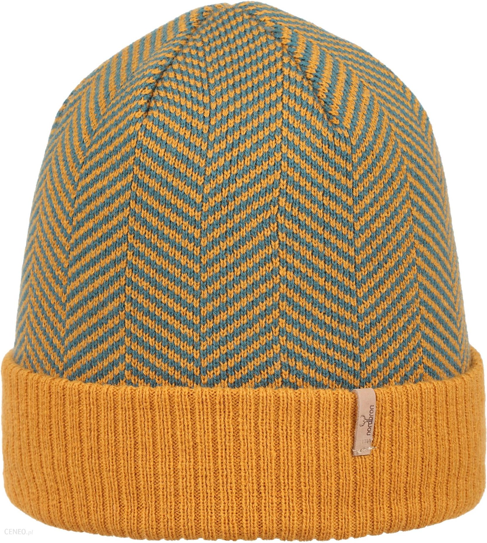 NORDBRON BENDER BEANIE GOLDEN BROWN - Ceny i opinie - Ceneo.pl 8d52784a898
