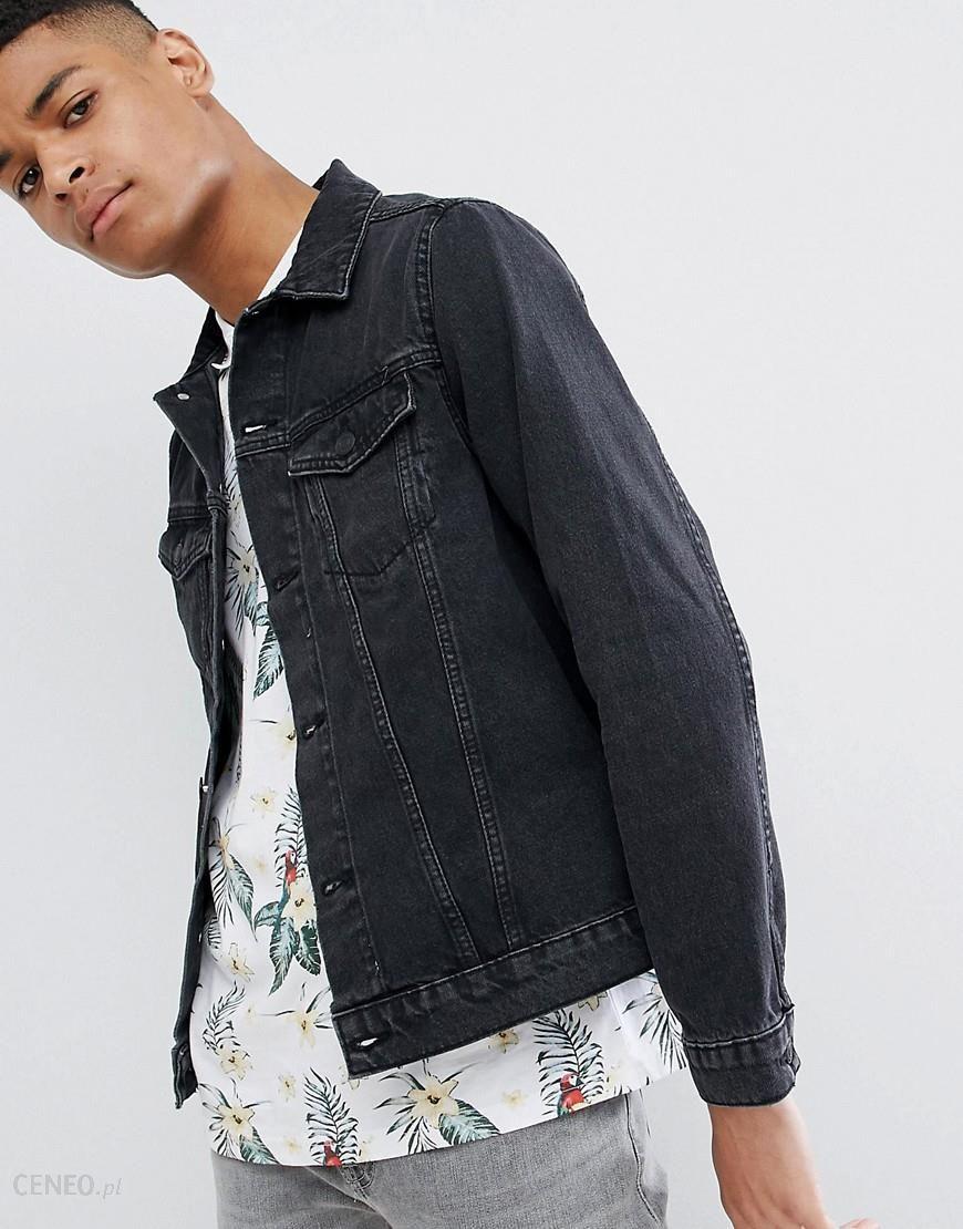 63851a49821 New Look Denim Jacket - Black - zdjęcie 1