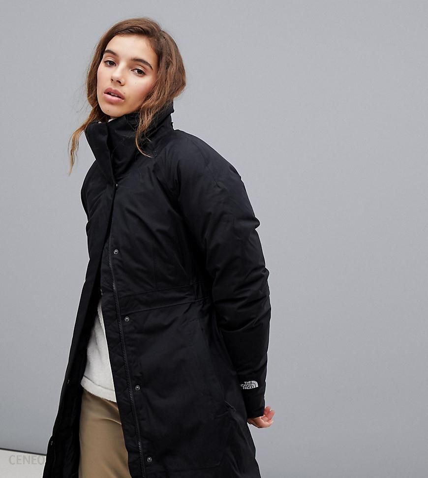 save off buy shop best sellers The North Face Womens Arctic Parka II in Black - Black - Ceneo.pl
