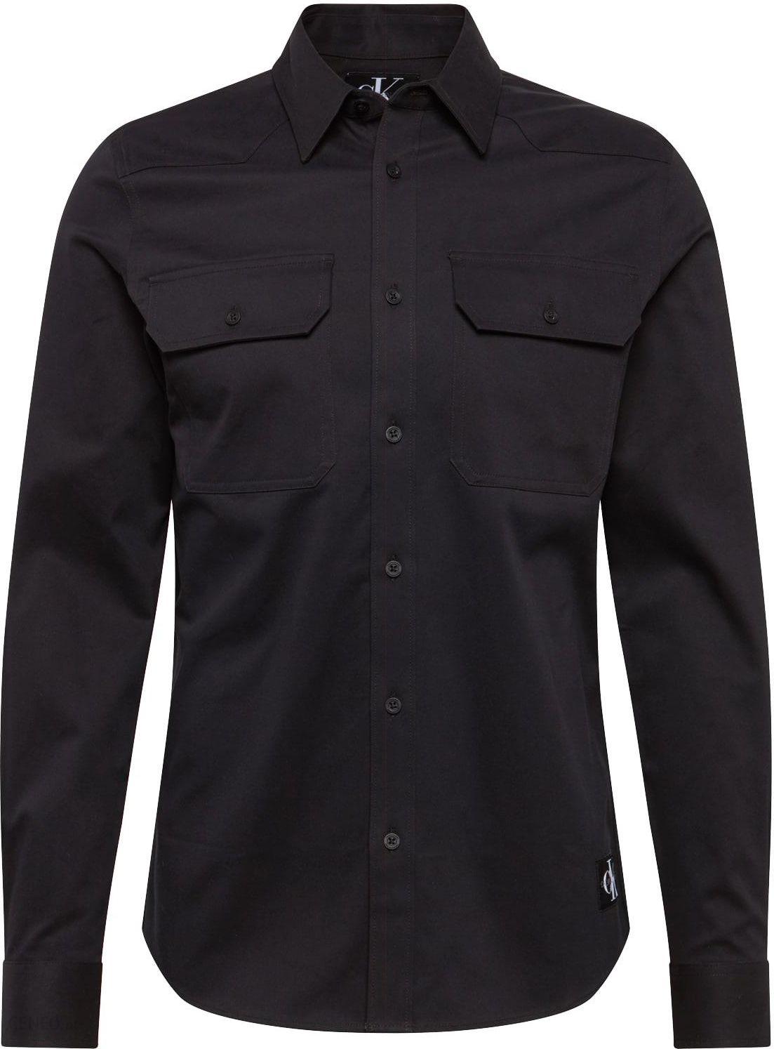 69f3c6b17 Calvin Klein Jeans Koszula 'WESTERN STRETCH TWILL SLIM SHIRT' - zdjęcie 1