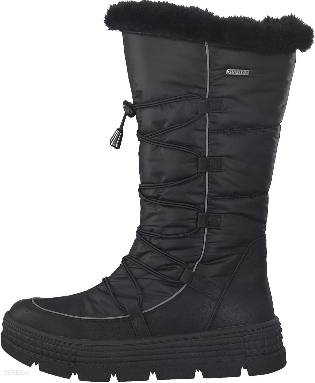 tamaris buty zimowe damskie