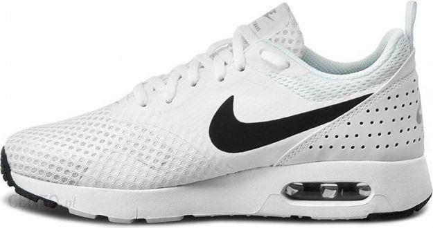 Nike Buty damskie Air Max Tavas GS białe 40 (828569 101