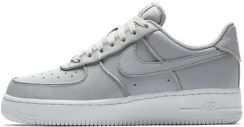 Nike Air Force One 1 low 07 White Glitter Silver