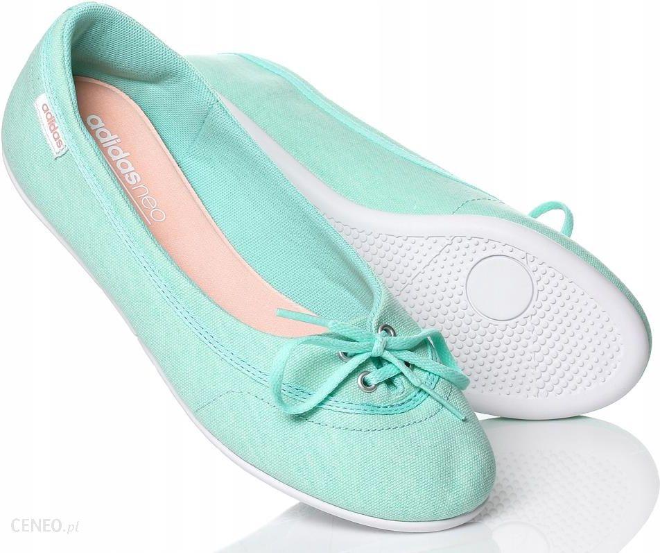 buty damskie adidas neolina b74696 baleriny