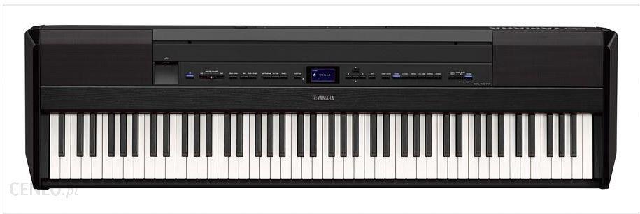 Yamaha P 515 B pianino cyfrowe stage piano (czarne)