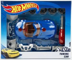 Klein Zestaw Do Tuningu Hot Wheels Auto Do Skręcania 2W1 (8010)