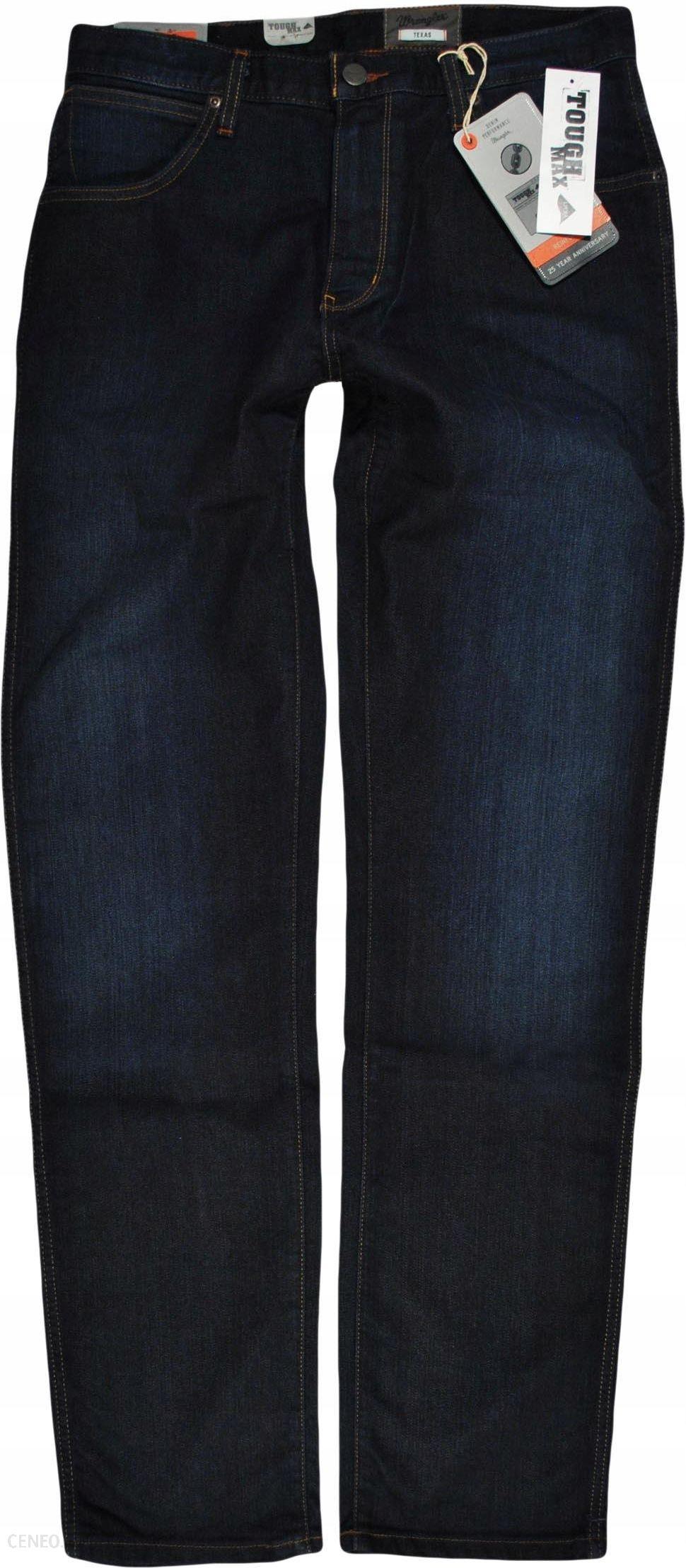df1196ebeb564c WRANGLER spodnie REGULAR fit TEXAS STRETCH W32 L34 - Ceny i opinie ...