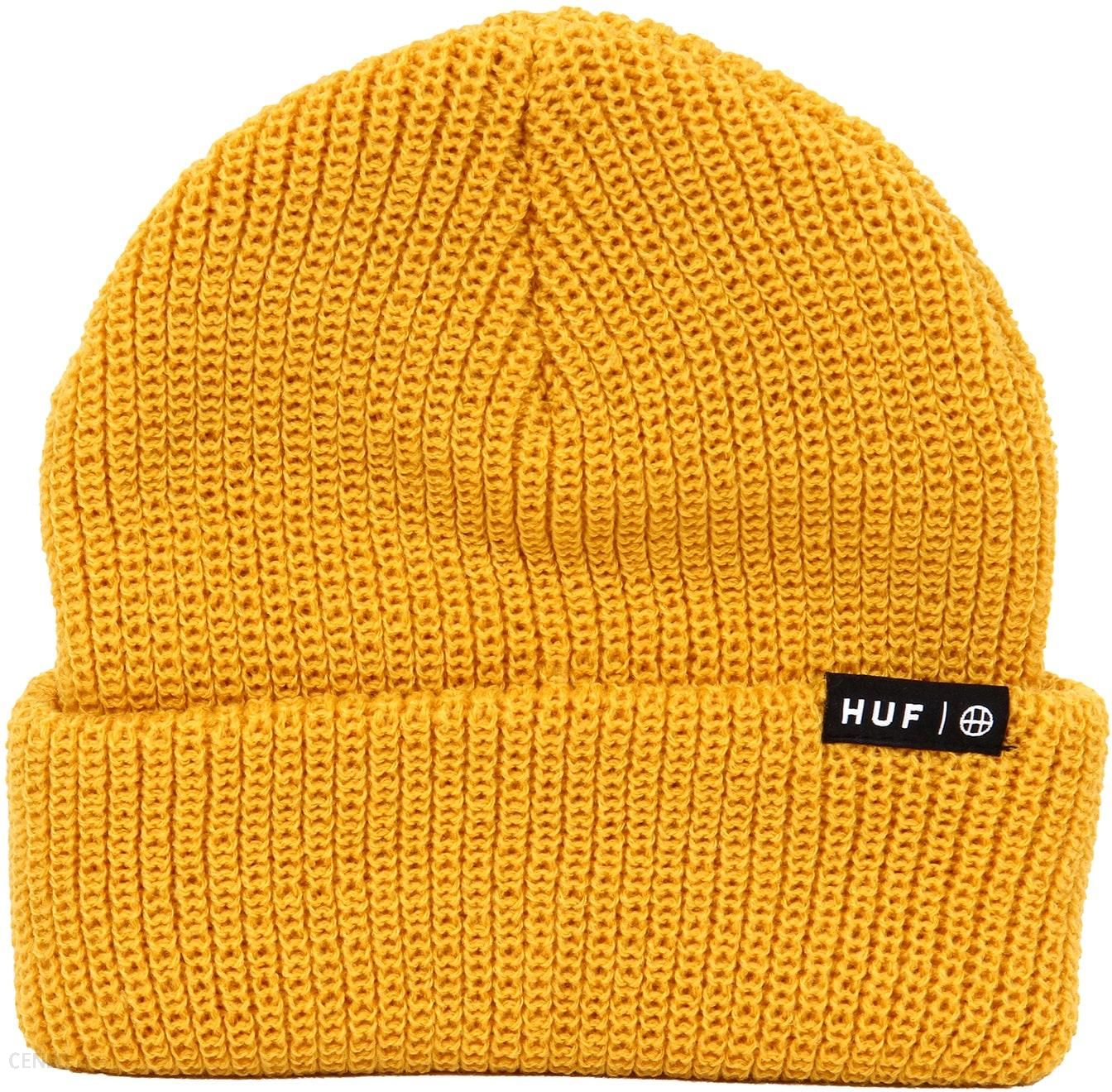 88fe59cfa67 Guess Huf Usual Beanie - Mineral Yellow - zdjęcie 1