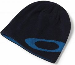 OAKLEY Czapka Beanie Ellipse Dark Blue