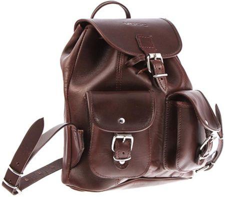 d72253adc132a Duża torba/teczka/plecak VOOC Vintage naturalny 2-1 skóra - Ceny i ...