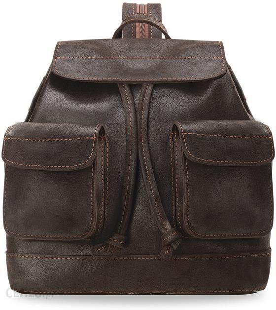 a9ea1970a9135 Skórzany plecak na jedno ramię i na dwa oldskulowy styl vintage polska  marka a-art