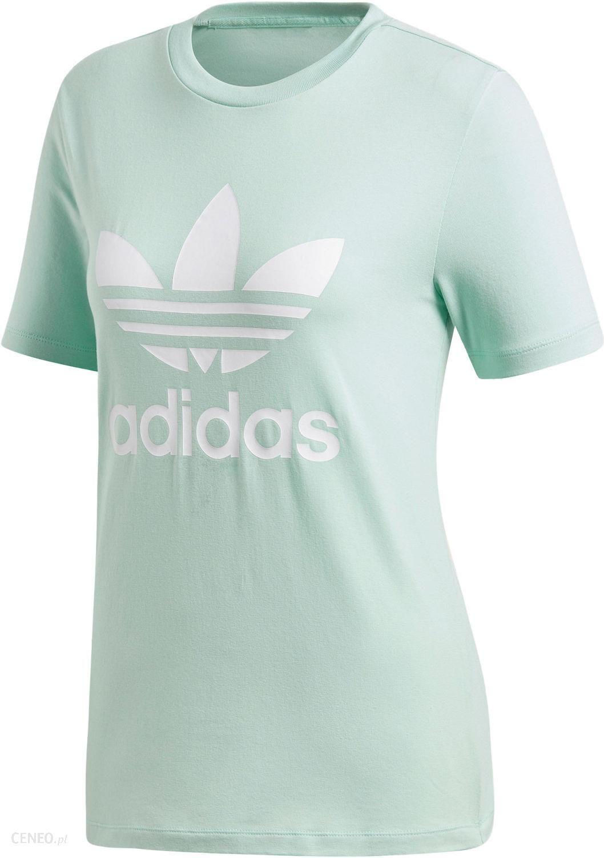 Koszulka damska Trefoil Tee Adidas Originals (biała)