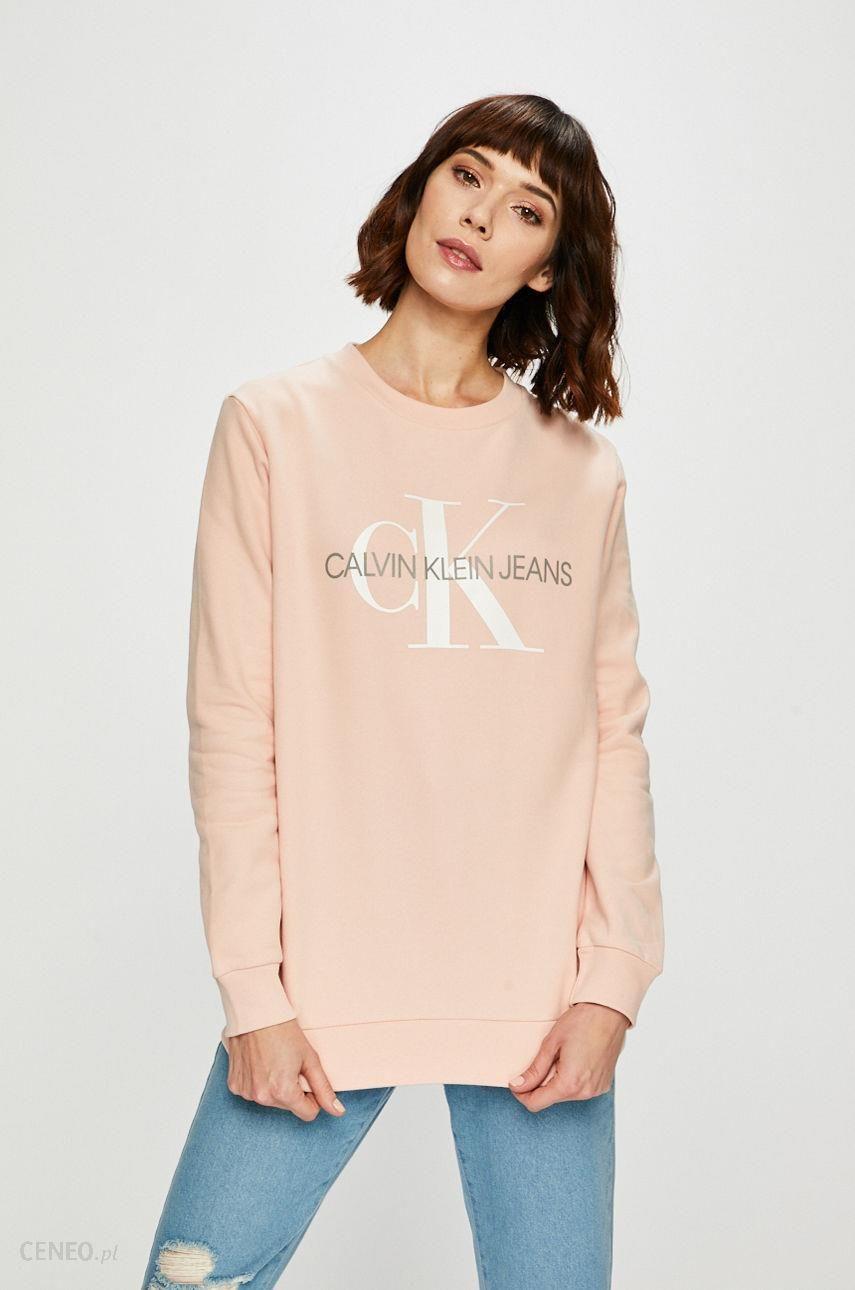 4a646c7dc Calvin Klein Jeans - Bluza J20J207830 - Ceny i opinie - Ceneo.pl
