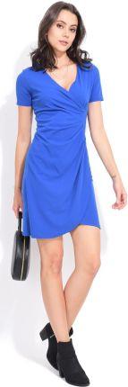Sukienki Moe M296 Sukienka z kontrafałdą w spódnicy Ceny i