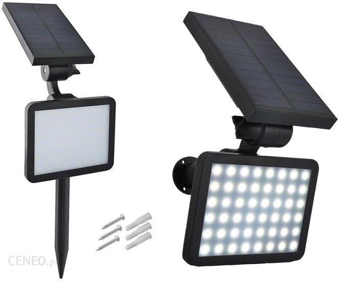 Iso Lampa Solarna 48led Czujnik Zmierzchu 5902802903815