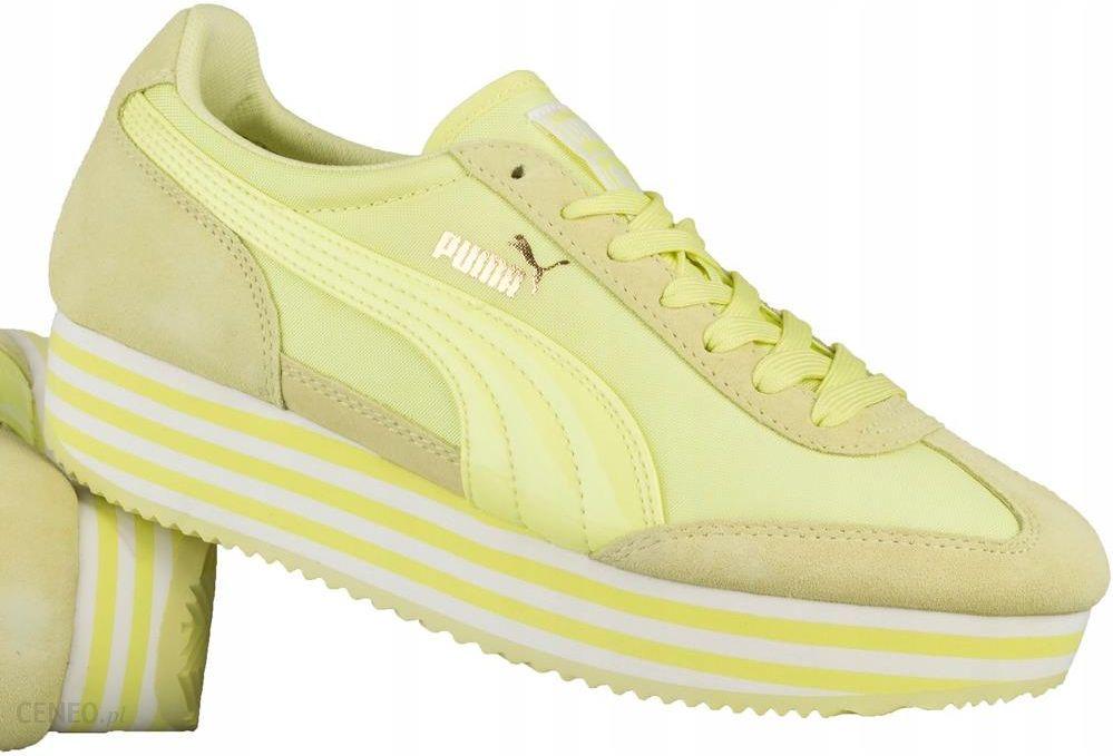 140424c38a774 Buty żółte damskie Puma SF77 355806-10 Platforma - Ceny i opinie ...