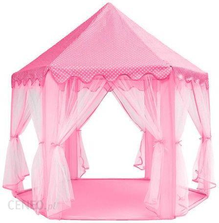 Malatec Namiot Pałac Dla Dzieci Do Zabaw Różowy
