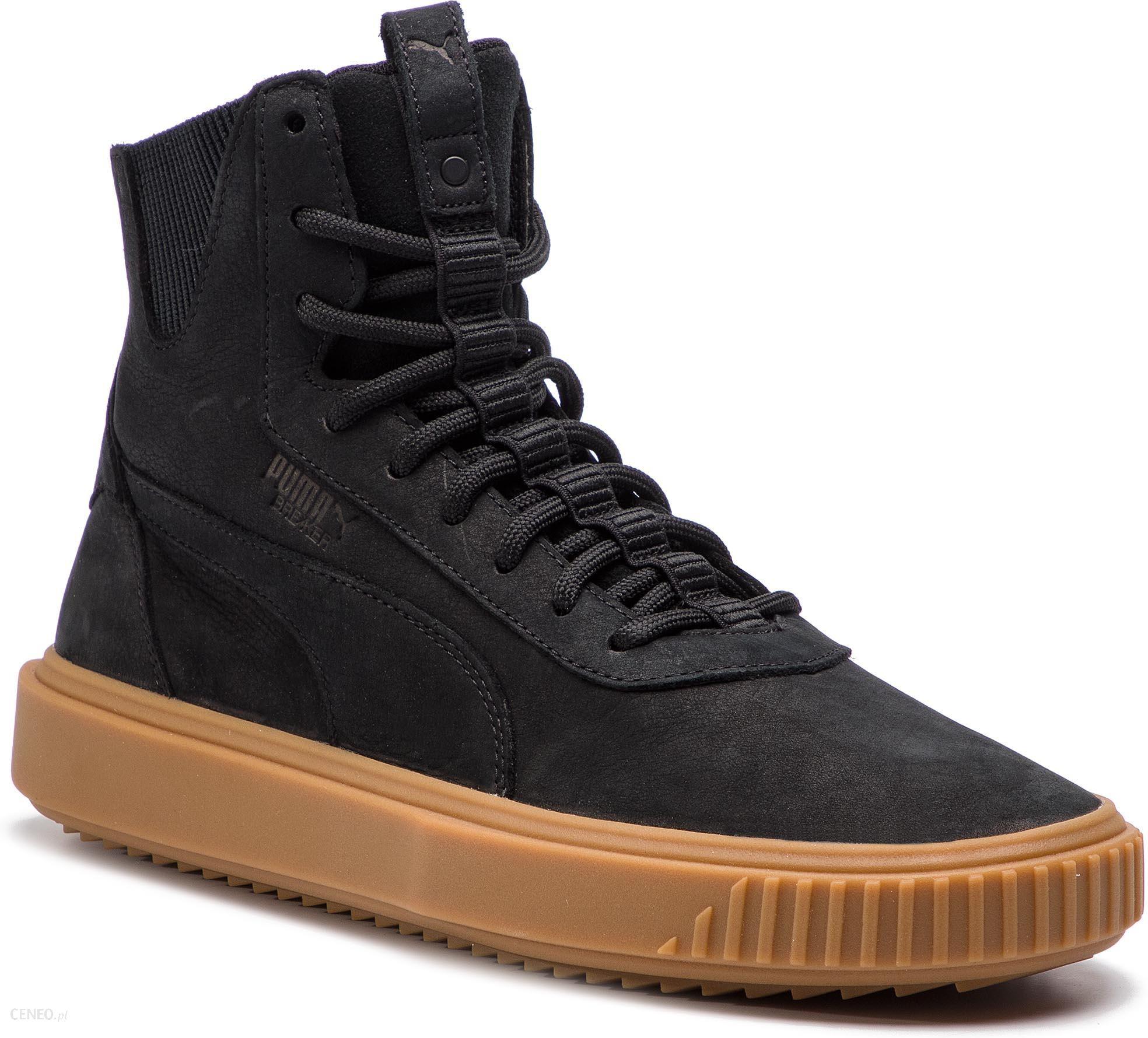 Sneakersy PUMA Breaker Hi Gum 367715 01 Puma BlackPuma Black Ceny i opinie Ceneo.pl