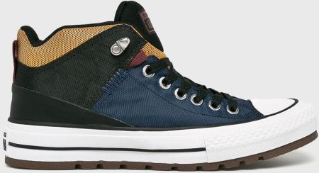 Vans buty Mn Chapman Mid (Leather) Bl 44.5 Ceny i opinie
