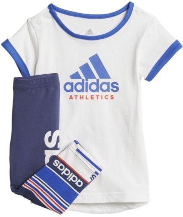 63f4b5696 Dres dziecięcy Adidas I Lin Jogg Fl DV1286 - Ceny i opinie - Ceneo.pl