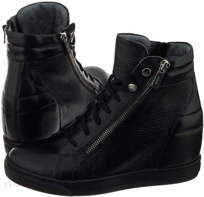 Buty Damskie Sneakersy Ryłko 5LW98___ _UW9 Czarne Ceny i opinie Ceneo.pl