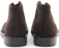 9d46f9e6f97ea Made in Italia skórzane buty męskie sztyblety brązowy 41 - Ceny i ...